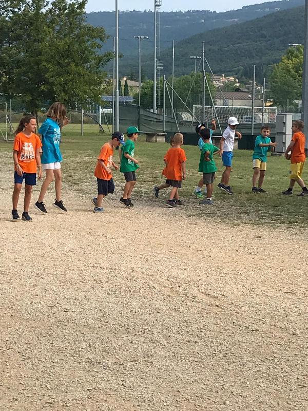 Grest 2019 – Campo PROFUGHI di Costermano